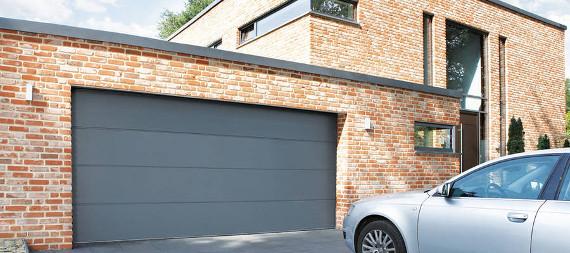 Portes fen tres volets et portails en alsace ebs for Porte de garage en alsace